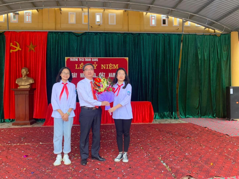 THCS Thanh Giang