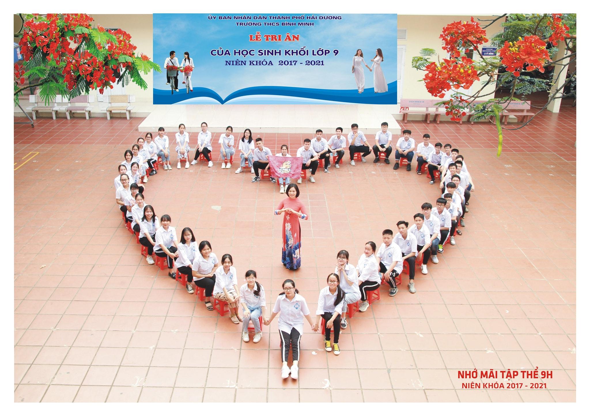 Trường THCS Bình Minh