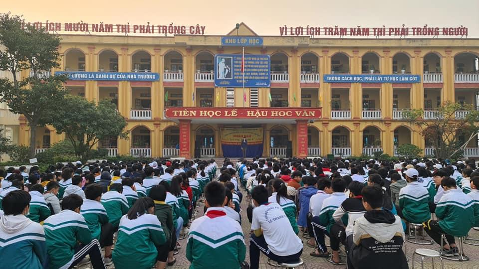 Trường THCS Lê Thanh Nghị