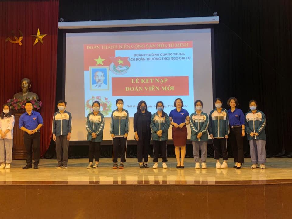 Trường THCS Ngô Gia Tự TP Hải Dương