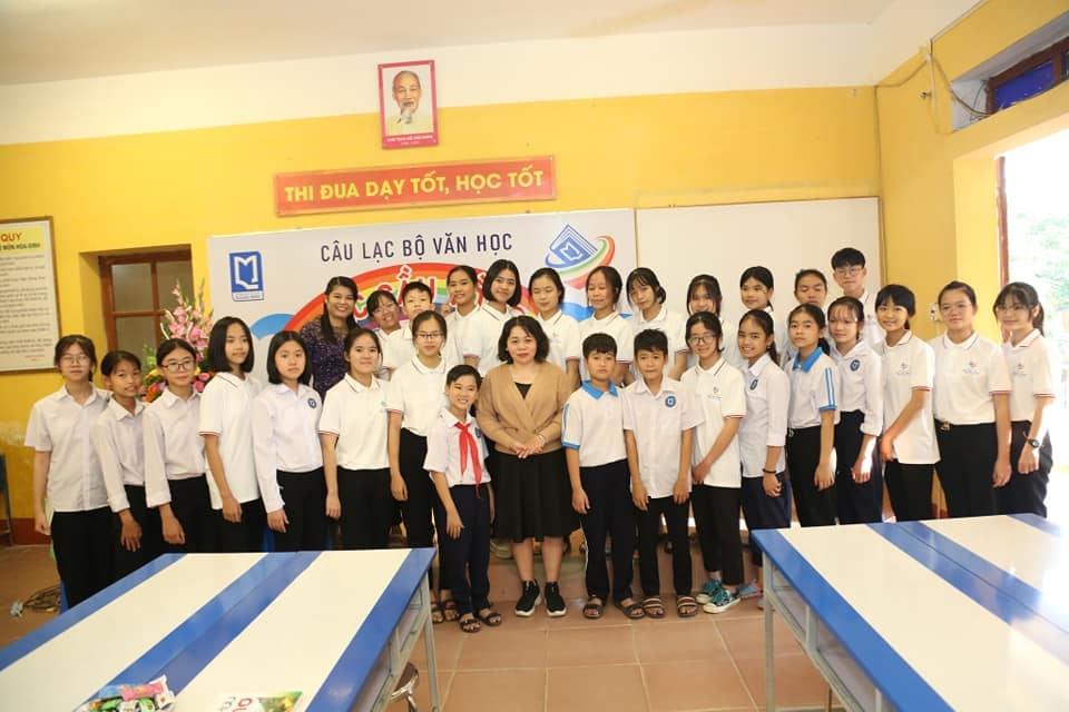 Trường THCS Quang Minh